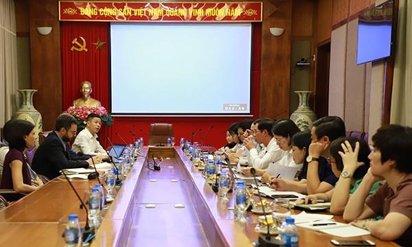 ILO to support Vietnam Social Security in human resources training hinh anh 1