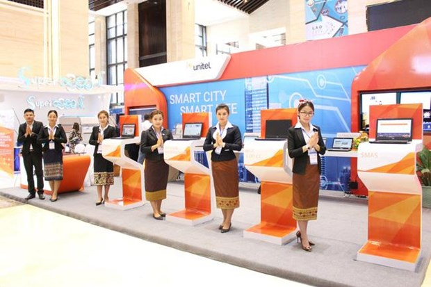 Viettel launches 5G technology in Laos hinh anh 1