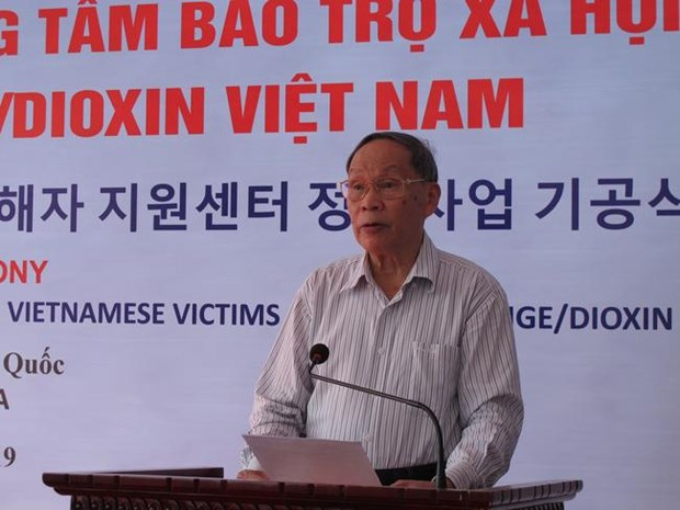 RoK province supports Vietnam's Agent Orange victims hinh anh 1