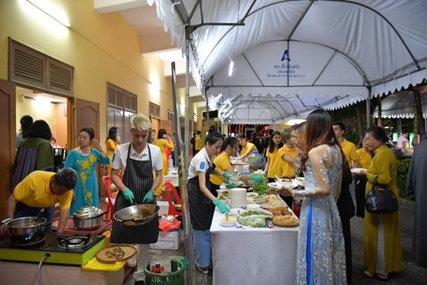 Vietnamese cuisine promoted in Thailand hinh anh 1