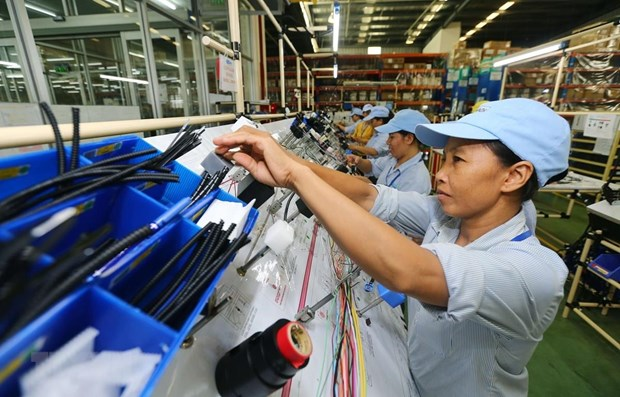 Vietnam's economic growth predicted to be higher than target hinh anh 1