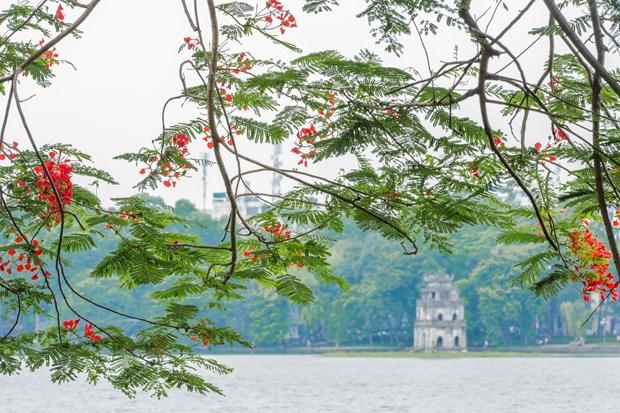 Hanoi promotes itself as safe, friendly city hinh anh 1