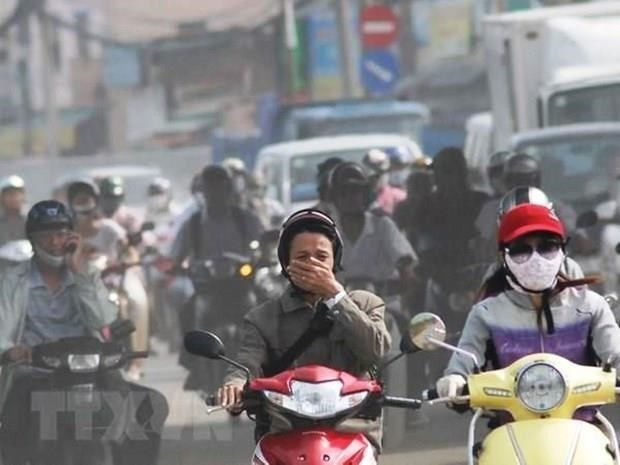 HCM City to take swift action amid rising air pollution hinh anh 1
