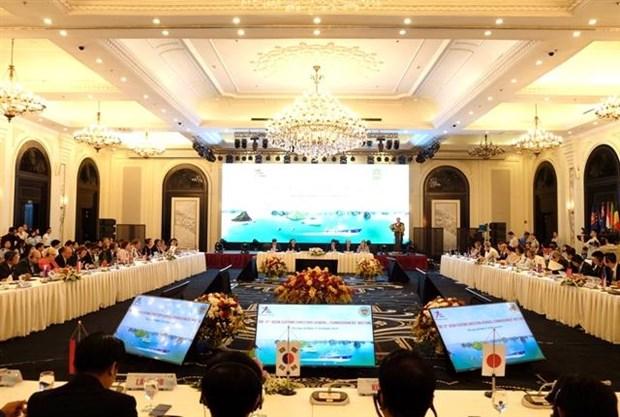 ASEM customs agencies adopt action plan hinh anh 1