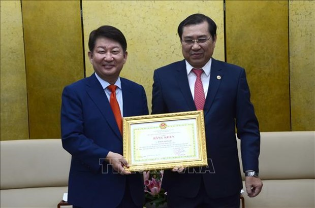 Da Nang hopes for stronger partnership with RoK's Daegu city hinh anh 1