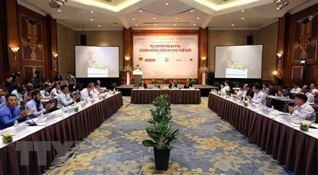FTAs open new chances for Vietnamese farm produce to access big markets hinh anh 1