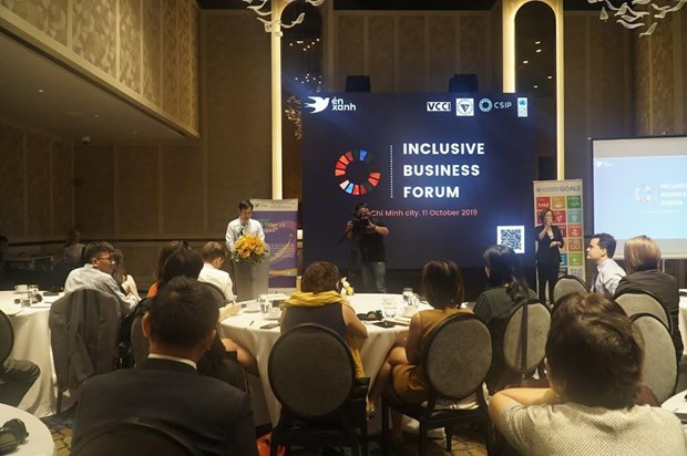Forum promotes diversity and inclusion in business hinh anh 1