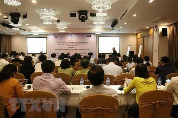 Intellectual property system works to adapt to 4th Industrial Revolution hinh anh 1