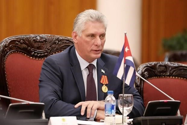Vietnam congratulates newly-elected Cuban leaders hinh anh 1