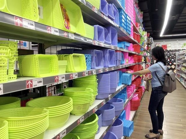 Plastics industry confident of achieving 3.2 billion USD export target hinh anh 1