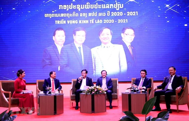 Seminar talks Laos' economic prospects hinh anh 1