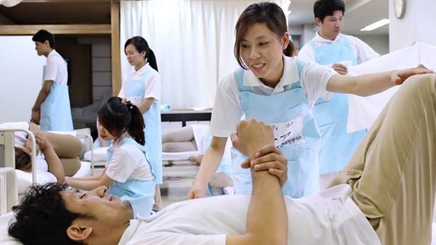 Japan handles violators of regulations in receiving Vietnamese trainees hinh anh 1