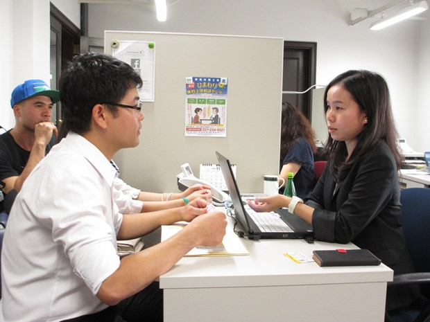 Consultation in mother tongue benefits Vietnamese people in Japan hinh anh 1