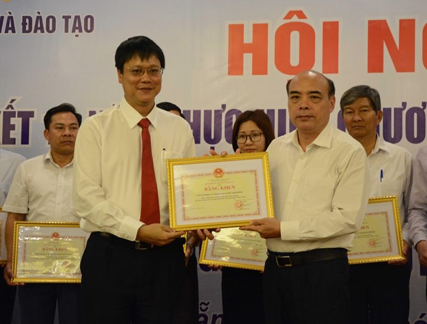 Conference reviews new-style rural area building programme in education hinh anh 1