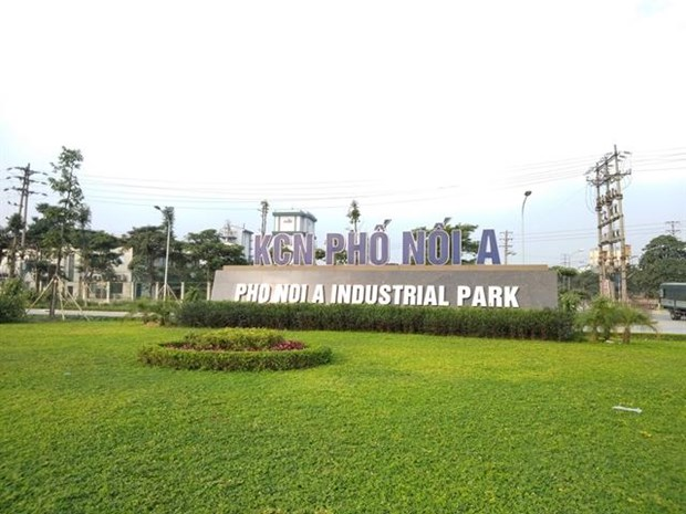 Economic zone draws investment from the manufacturing sector hinh anh 1