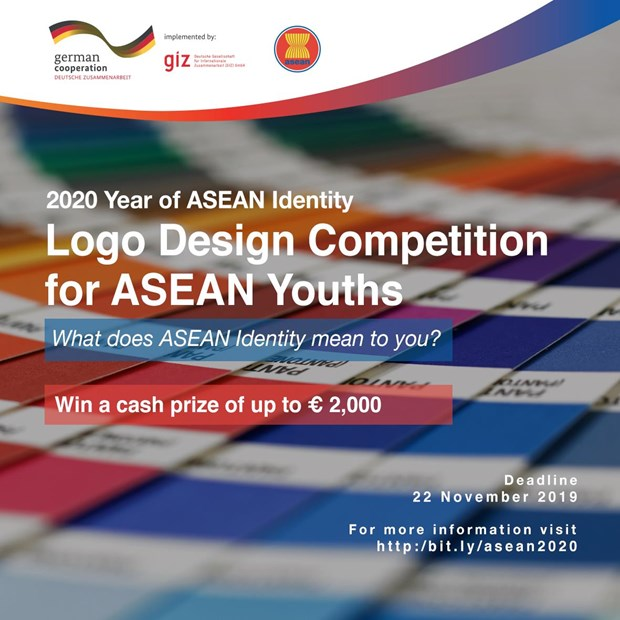 Logo designing contest for ASEAN youths launched hinh anh 1