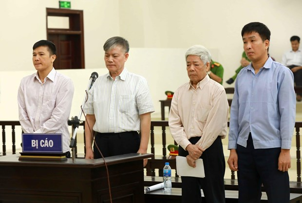 Ex-leader of Vinashin faces stricter punishment hinh anh 1