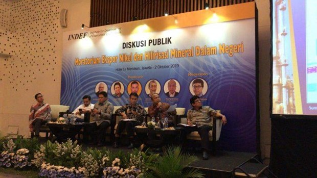 Indonesia plans to build 31 nickel smelters by 2022 hinh anh 1