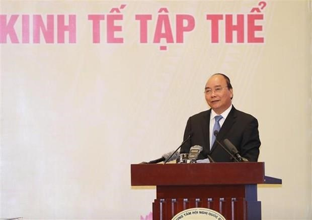 PM: Developing collective economy must start from people's demand hinh anh 1