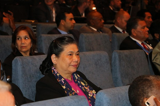 Vietnam attends 141st IPU Assembly in Serbia hinh anh 1