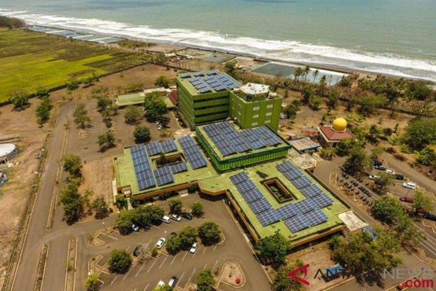Toshiba helps Indonesia build CO2-free energy system hinh anh 1