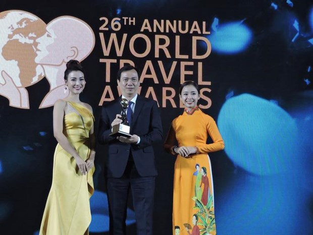 Vietnam named Asia's leading culinary destination hinh anh 1