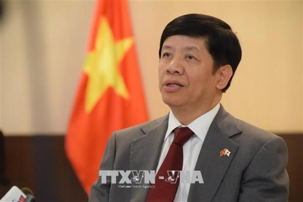 Vietnam, Oman enhance bilateral cooperation hinh anh 1