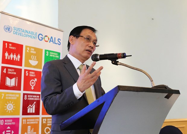UN has crucial role in Vietnam: diplomat hinh anh 1