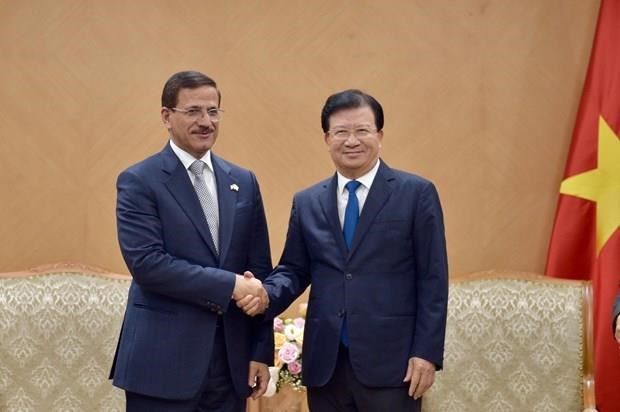 Vietnam calls for more investments from UAE hinh anh 1