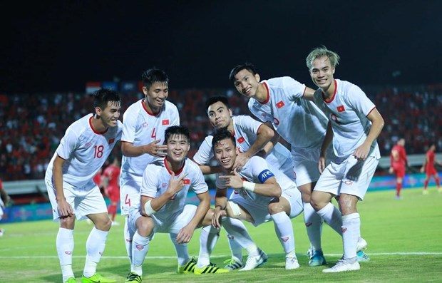 World Cup qualifiers: Vietnam earns second victory after beating Indonesia 3-1 hinh anh 1
