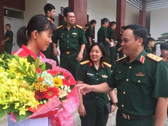 Vietnam to attend Military World Games in China hinh anh 1