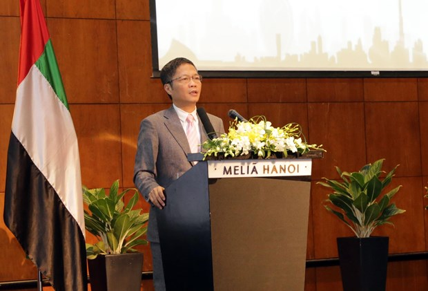 Vietnam hopes for stronger economic links with UAE: minister hinh anh 1