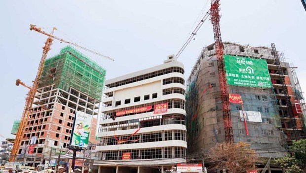 Cambodia: Investments poured into construction sector increase hinh anh 1