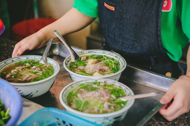 Vietnamese cuisine promoted in France hinh anh 1