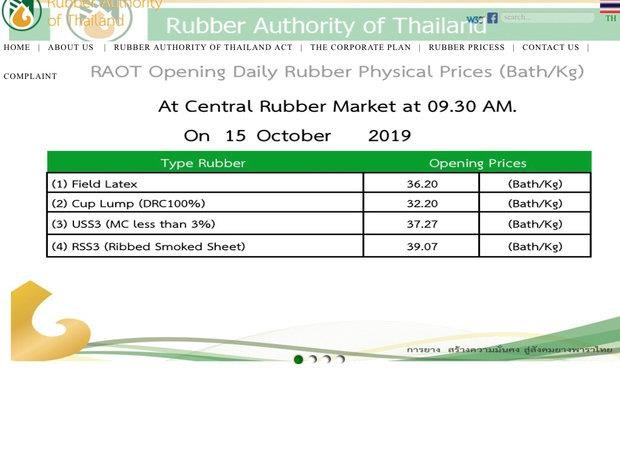 Thai cabinet earmarks over 24 bln baht in subsidiaries for rubber farmers hinh anh 1