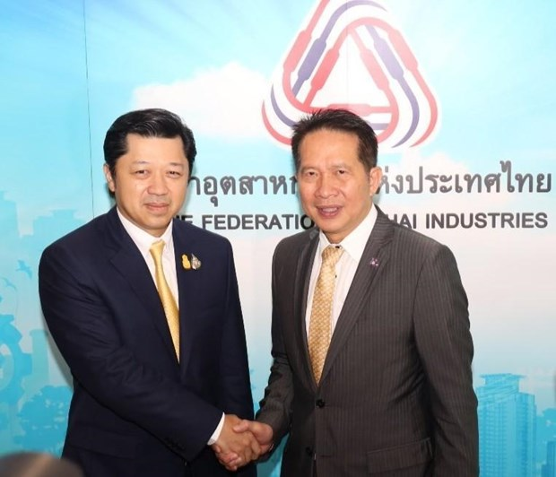Thailand looks to become digital innovation hub in ASEAN hinh anh 1