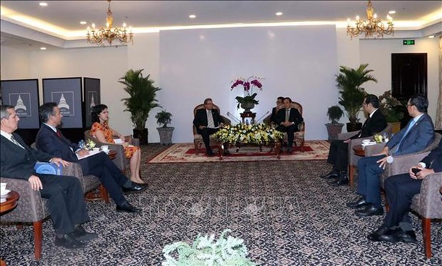 Vietnam, Cuba boost cooperation activities hinh anh 1