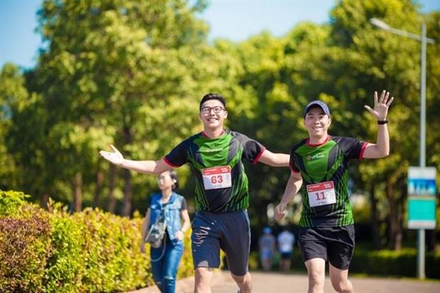 VPBank Hanoi Marathon becomes official hinh anh 1