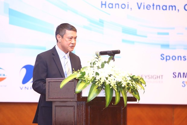 Int'l conference looks into advanced communication technologies hinh anh 1
