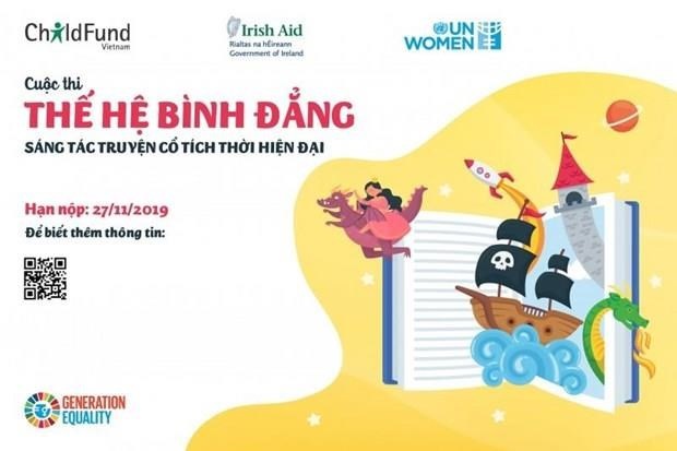 Contest aims to eliminate gender stereotypes in fairy tales hinh anh 1