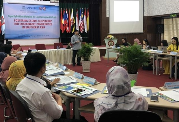 Government officials trained for global citizenship hinh anh 1
