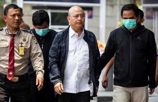 Indonesia arrests dozens of corruption suspects hinh anh 1
