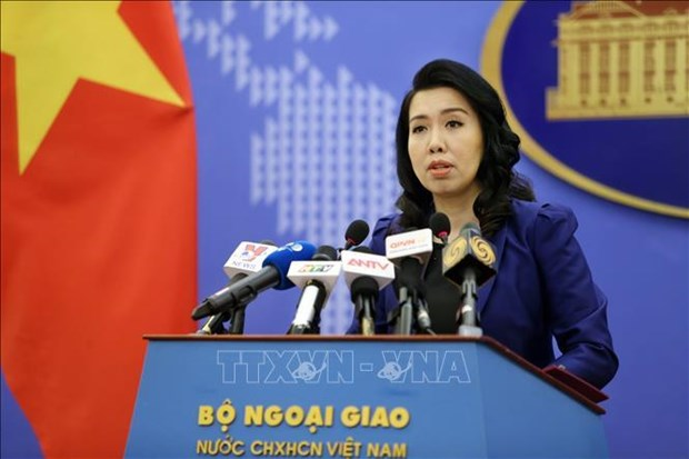 EC delegation to inspect Vietnam's IUU fishing combat next month hinh anh 1