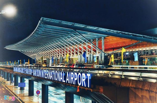 Van Don International Airport named as Asia's Leading New Airport 2019 hinh anh 1