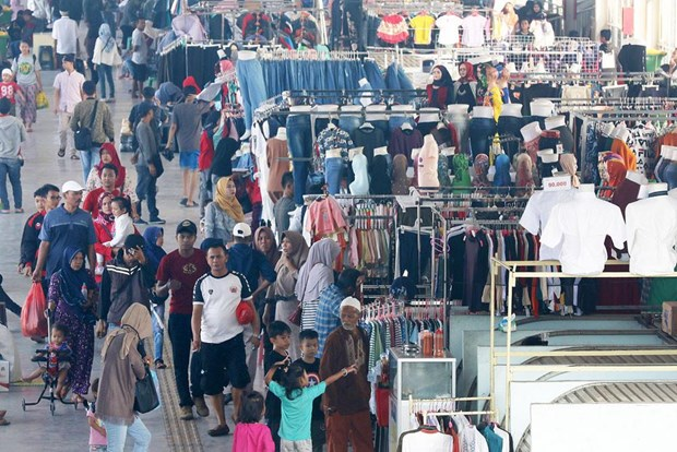 Indonesia plans to impose temporary duties on imported textile products hinh anh 1