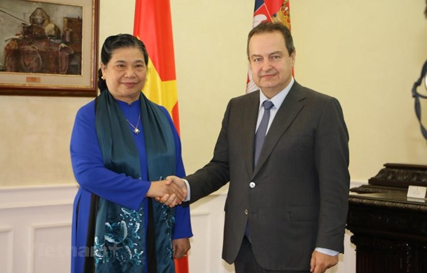 NA Vice Chairwoman attends IPU-141's closing ceremony hinh anh 1