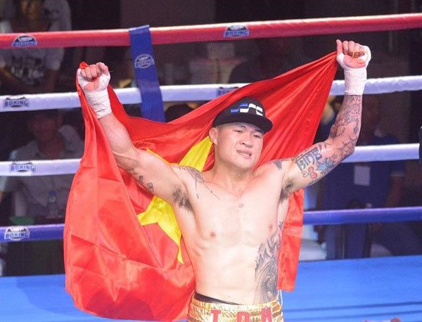 Truong Dinh Hoang aims to take WBA's Asia East title hinh anh 1