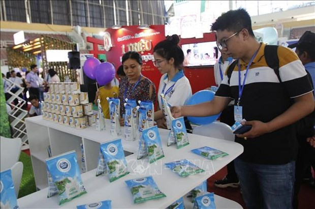 Vietnamese dairy products officially allowed into China hinh anh 1