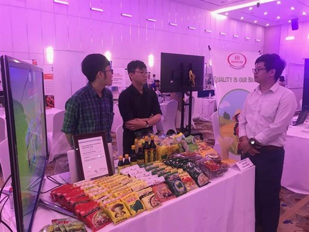Vietnamese SMEs need more backing to enter supply chains: workshop hinh anh 1