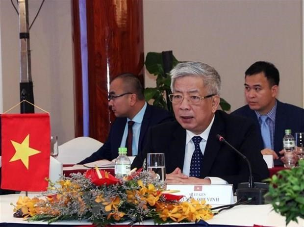 Vietnam seeks stronger cooperation with Japan to address war consequences hinh anh 1